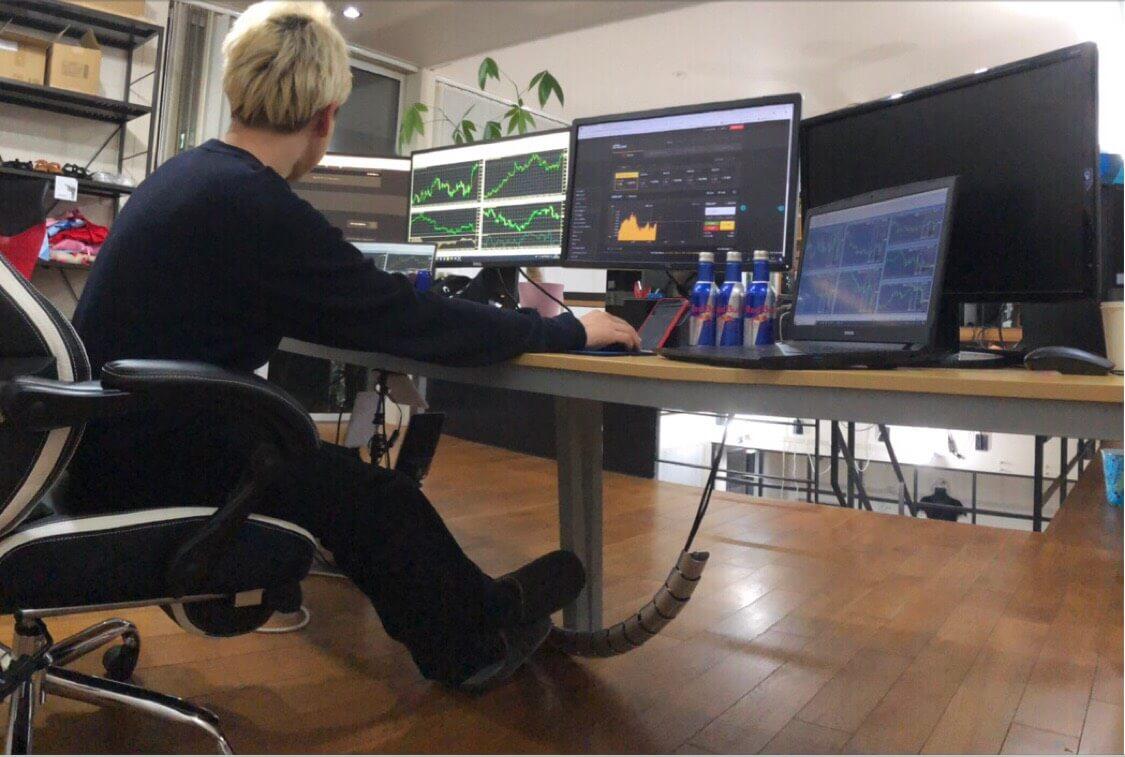 自動売買システム-signal_meizin-しのゆうロジック