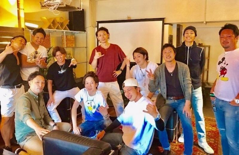 三橋大祐さんが所属するグループ