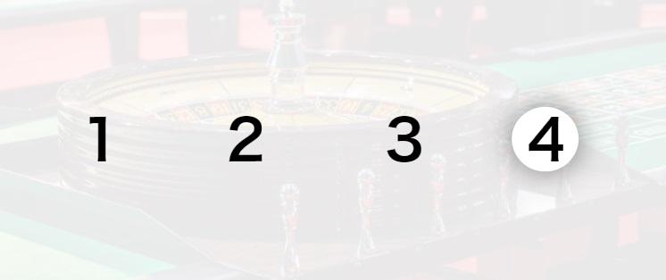 [モンテカルロ]取引に失敗した場合、右に数字を追加
